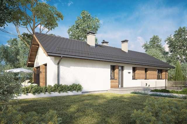 Projekt domu Olimpia Plus II