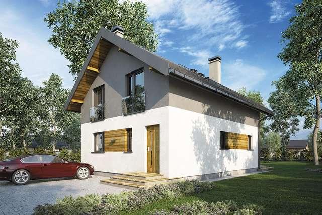 Projekt domu Bergamo III