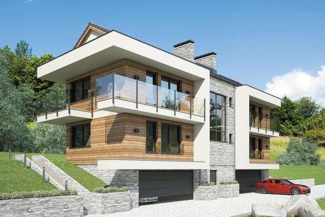 Projekt domu Studio House