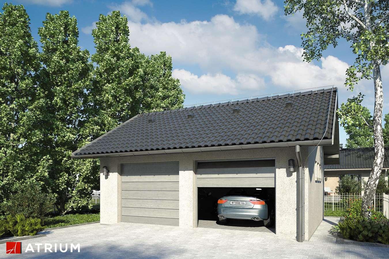 Garaż Z 10 - wizualizacja 1