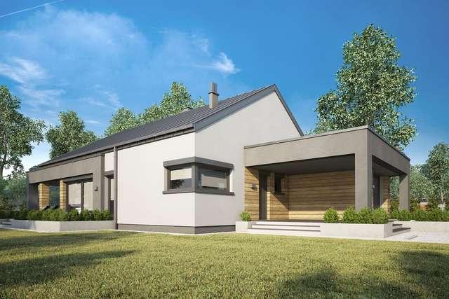 Projekt domu Sardynia XIV