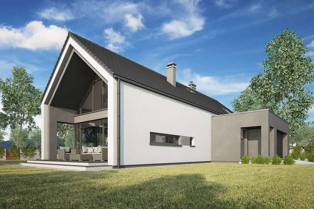 Projekt domu Marin IV