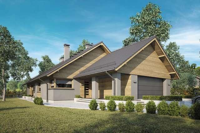 Projekt domu Pelikan XVIII Bis