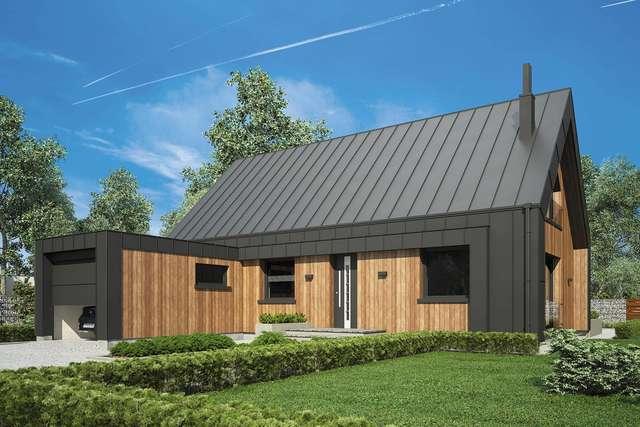 Projekt domu Aurora Midi IV