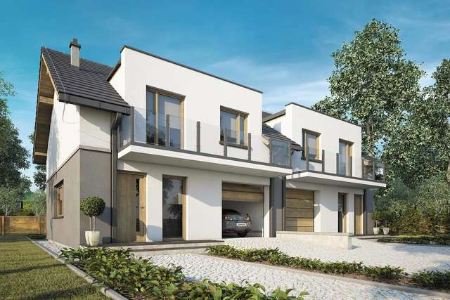 Double House VI