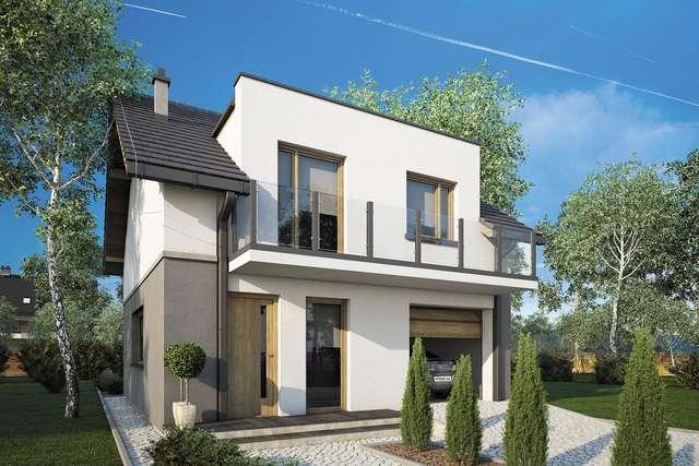 Projekt domu Single House
