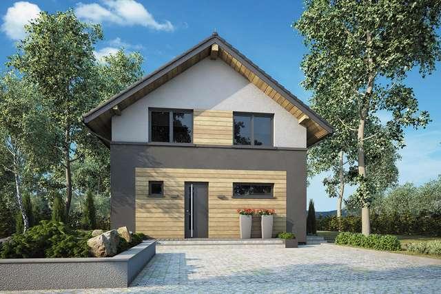 Projekt domu Silesia II