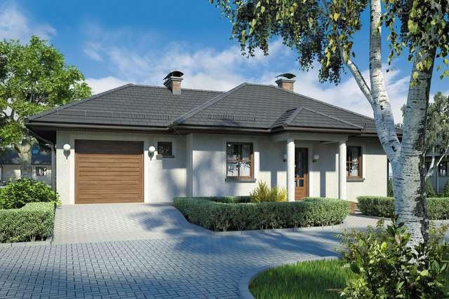Projekt domu Zorba