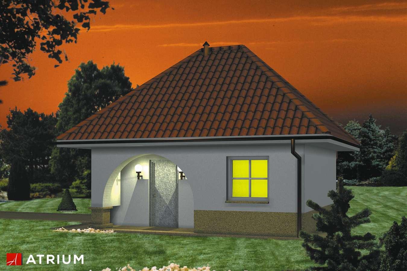 Garaż Z 2 - wizualizacja 2