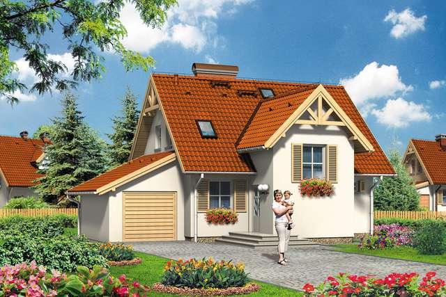 Projekt domu Vella