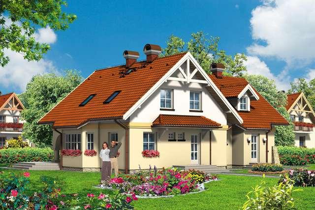 Projekt domu Nasza Radość