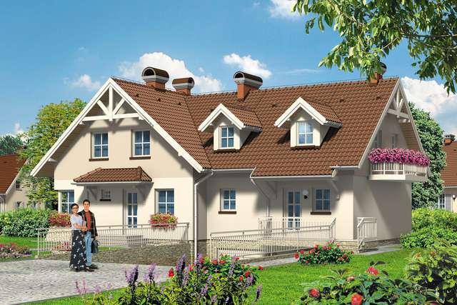Projekt domu Dobra Para