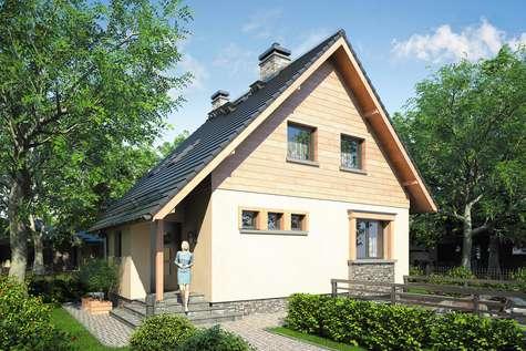 Projekt domu Alf