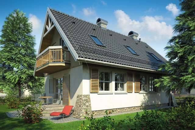 Projekt domu Maja II
