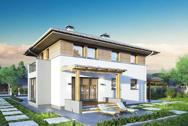 Projekt domu Siena II