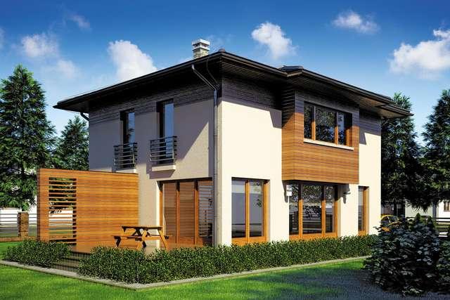 Projekt domu Milano III