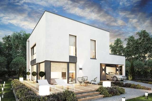 Projekt domu Domus III
