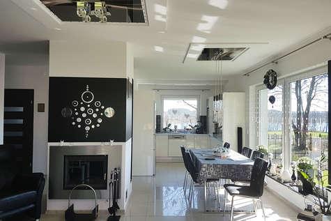 Realizacja wnętrza projektu domu Neo II