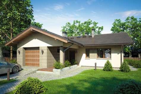 Projekt domu Ostoja III