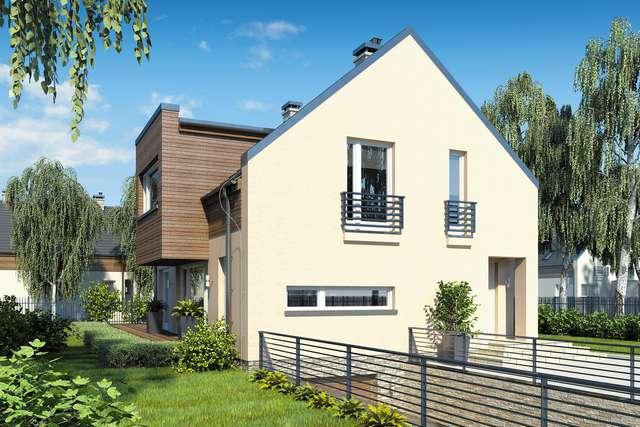 Projekt domu Wena Plus