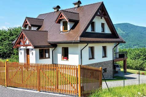 Projekt domu Ondraszek II - realizacja
