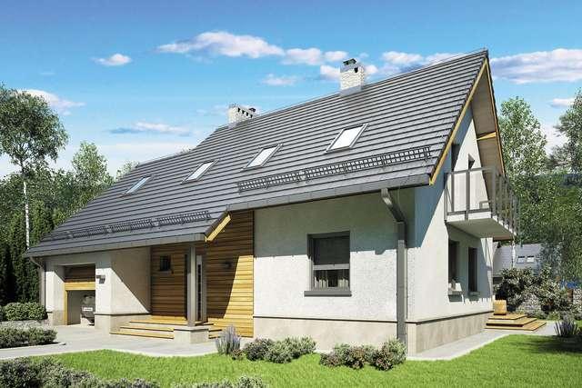 Projekt domu Roleks Bis II