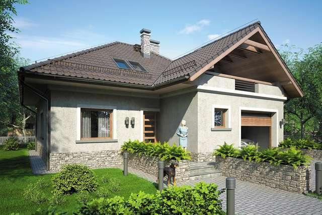 Projekt domu Fado II