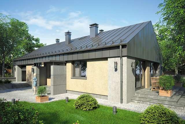Projekt domu Vasco II
