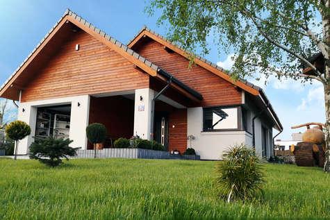 Projekt domu Pelikan IX - realizacja