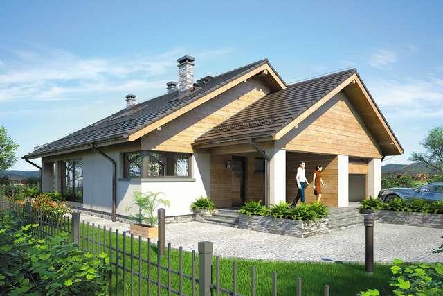 Projekt domu Pelikan XI