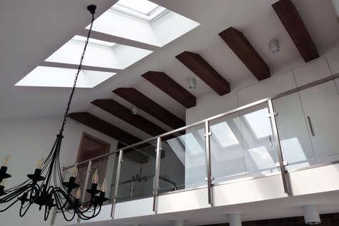 Realizacja wnętrza projektu domu Pelikan XI