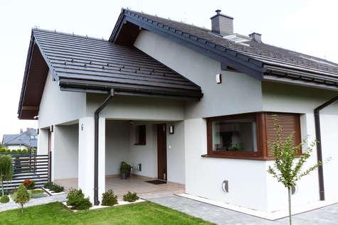 Projekt domu Pelikan XI - realizacja