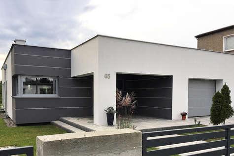 Projekt domu Tokyo II - realizacja
