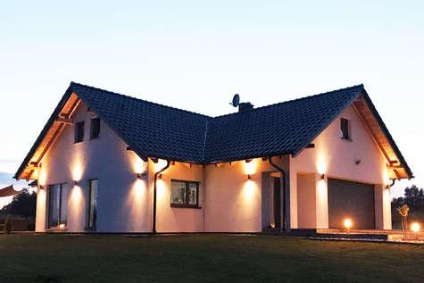 Projekt domu Winston X - realizacja