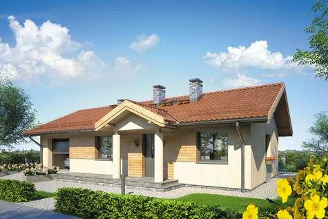 Projekt domu Zorba III