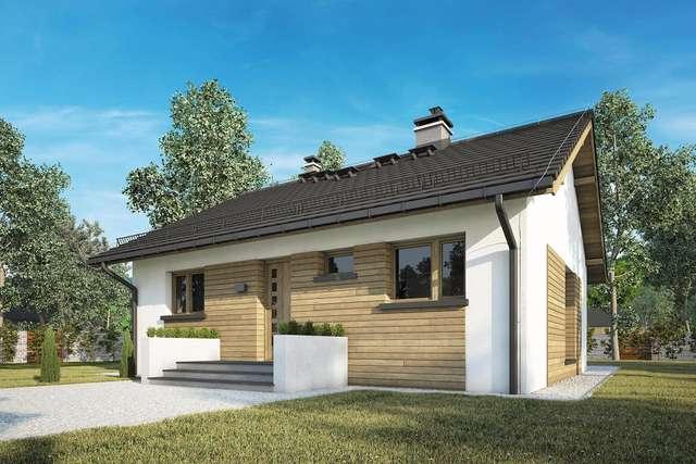 Projekt domu Ronaldo II