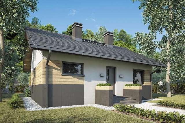 Projekt domu Hellada II