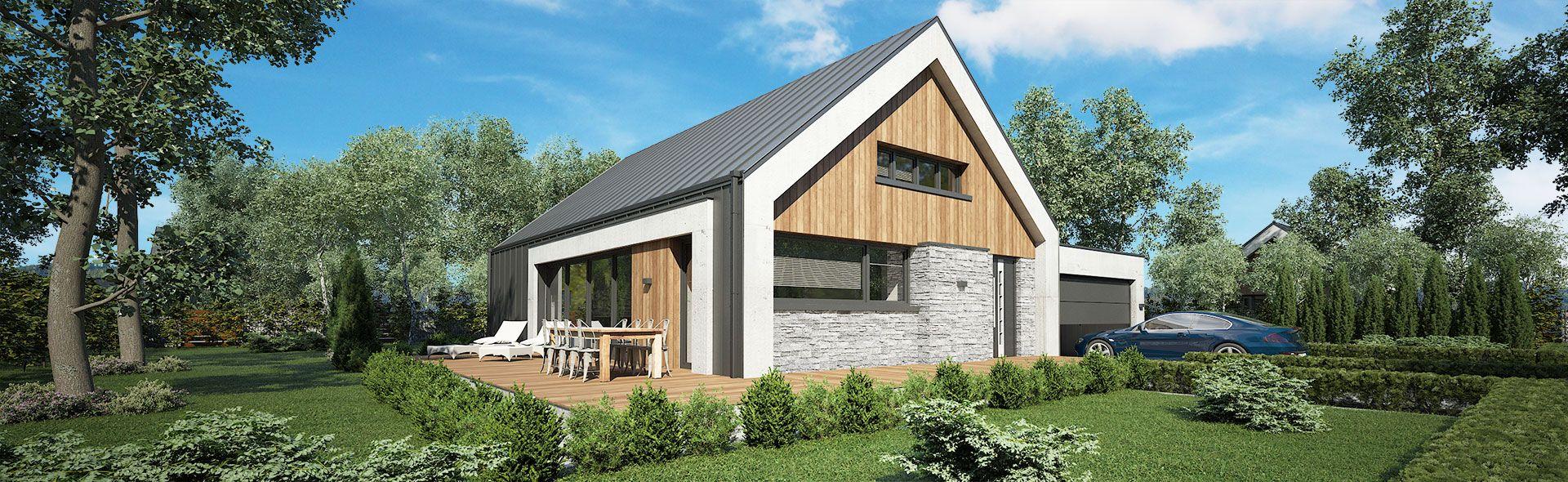 Projekty domów tworzymy z pasją